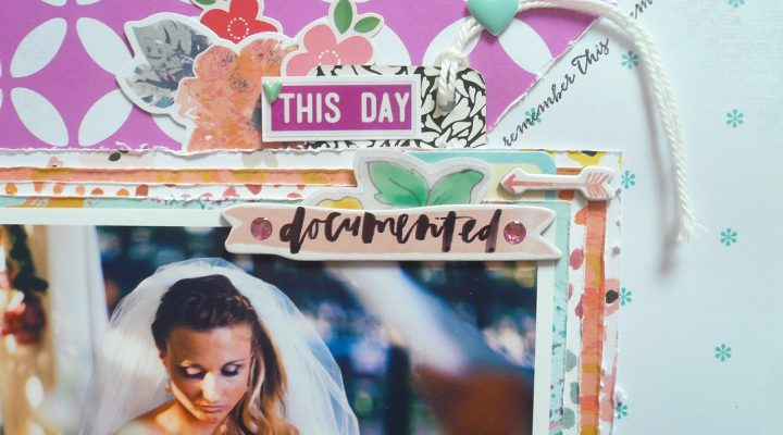 Forever begins today layout