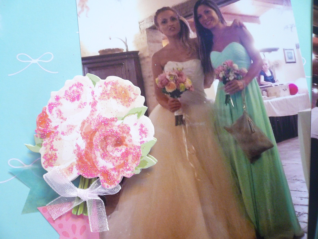 Maid of Honor layout