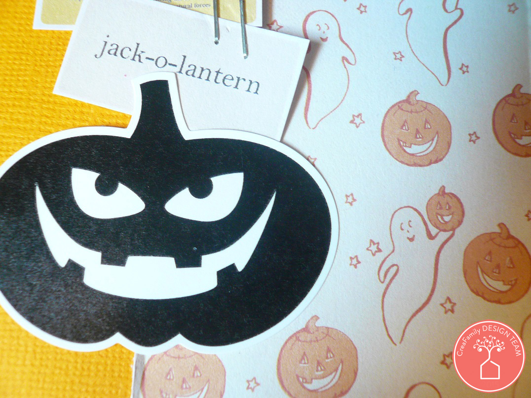 CreaFamily – due card per Halloween