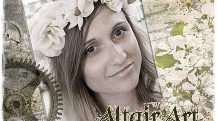 Yay for me: Altair Art Design Team!