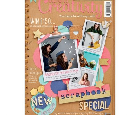 Docrafts – my interview in the blog and on Creativity Magazine