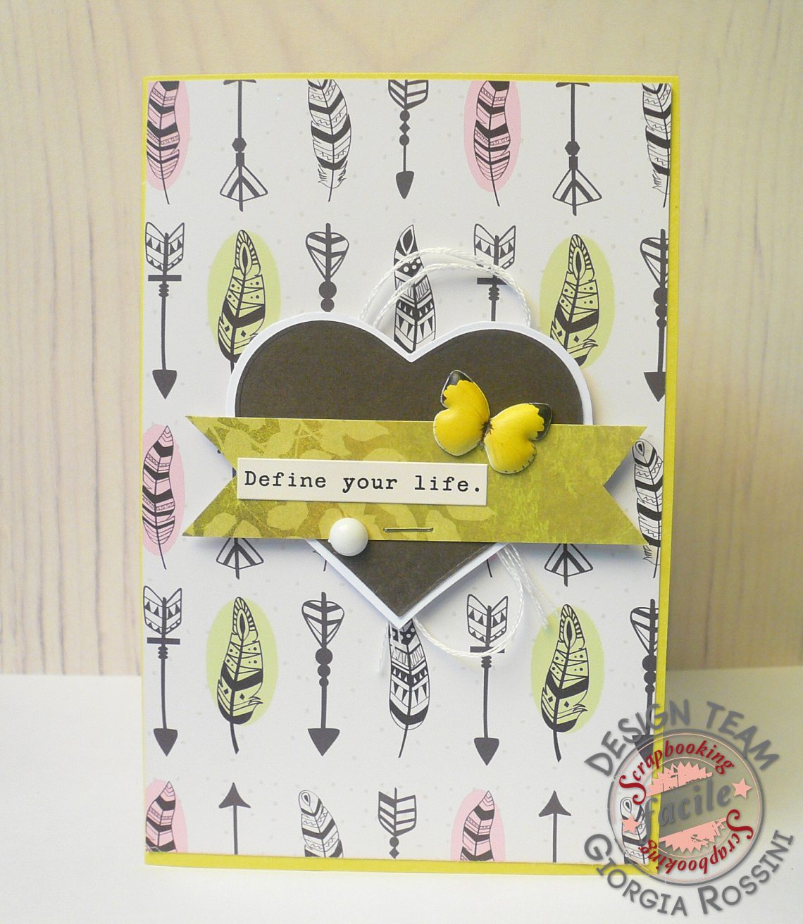 Scrapbooking Facile – Accordion mini album