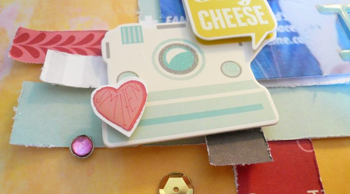 Crea il tuo Kit con Angela & Giorgia – video project with January kit