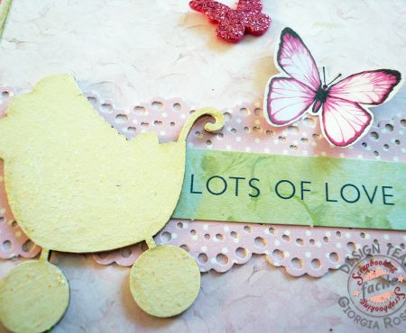 Scrapbooking Facile – recycled packaging