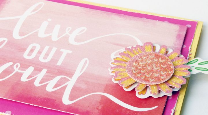 Crea il tuo Kit con Angela & Giorgia – another card with April kit