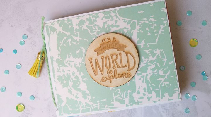 Guest Designer for Wild Whisper – second project | mini album