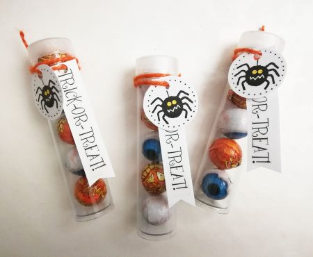 Halloween gifts with SRM Stickers