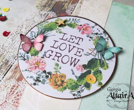 AltairArt – let love grow card