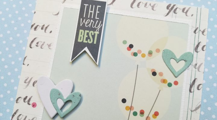 Crea il tuo Kit con Angela & Giorgia – Valentine card with February kit