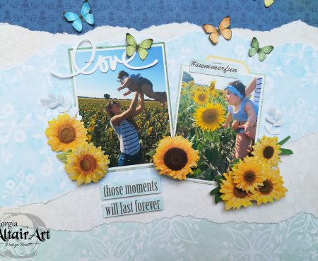 AltairArt – Summer fun layout