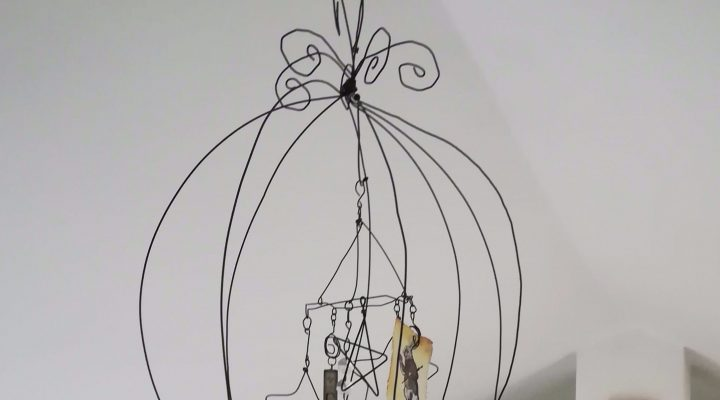 Dreamy wire cage workshop
