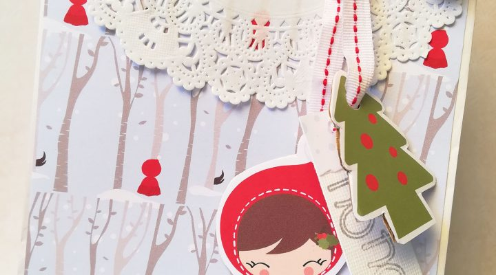 Crea il tuo kit con Angela & Giorgia – Christmas packaging