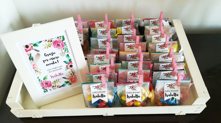 Party Planning – Baby Shower Isabella