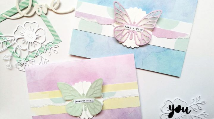 Lollipop Box Club – cards with May kit