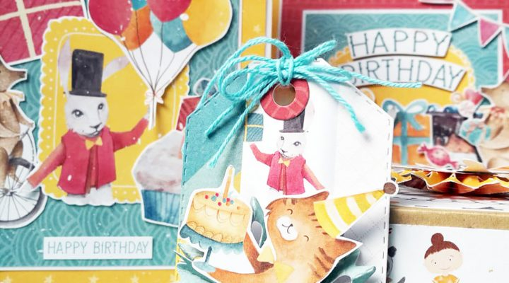 Romanticherie – birthday set tutorial