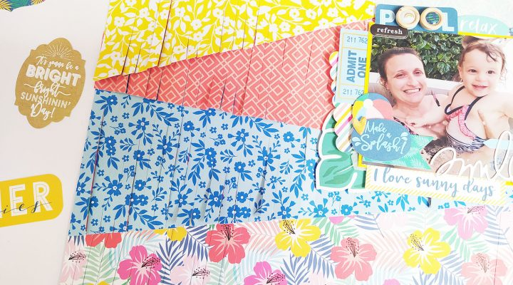 July moodboard at Clique International – come play with us!