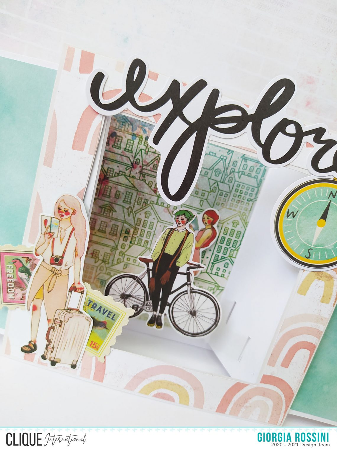 August moodboard at Clique International – come play with us!