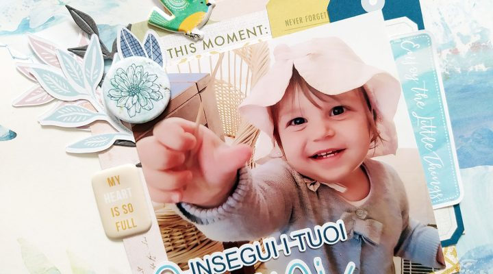 Clique International – Insegui i tuoi sogni layout