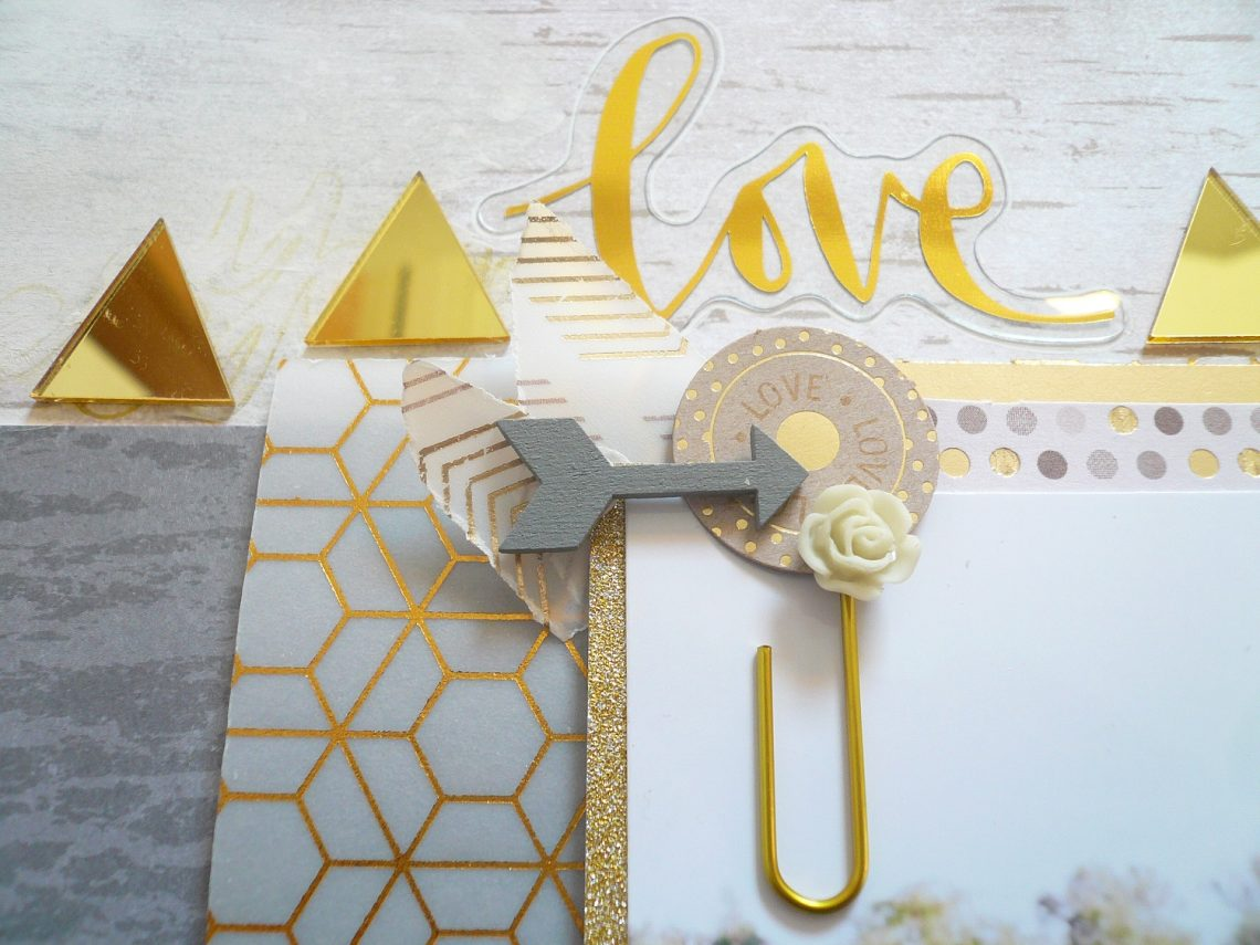 Docrafts – One in a million layout tutorial