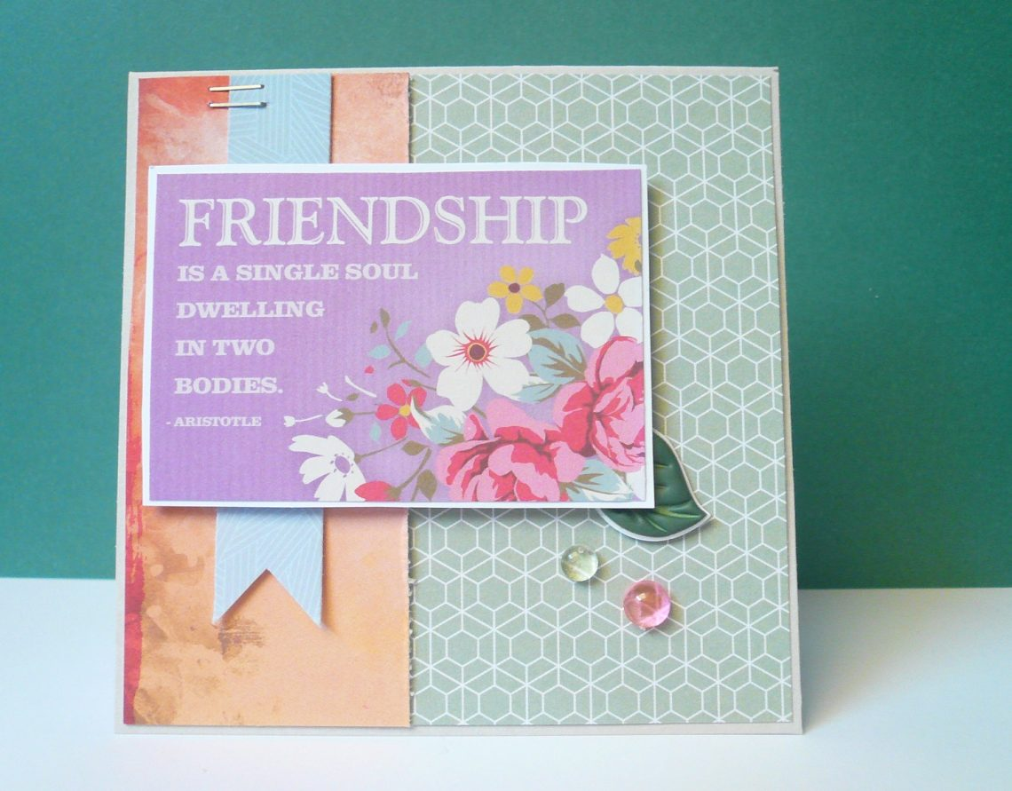 Crea il tuo Kit con Angela & Giorgia – first project with November kit