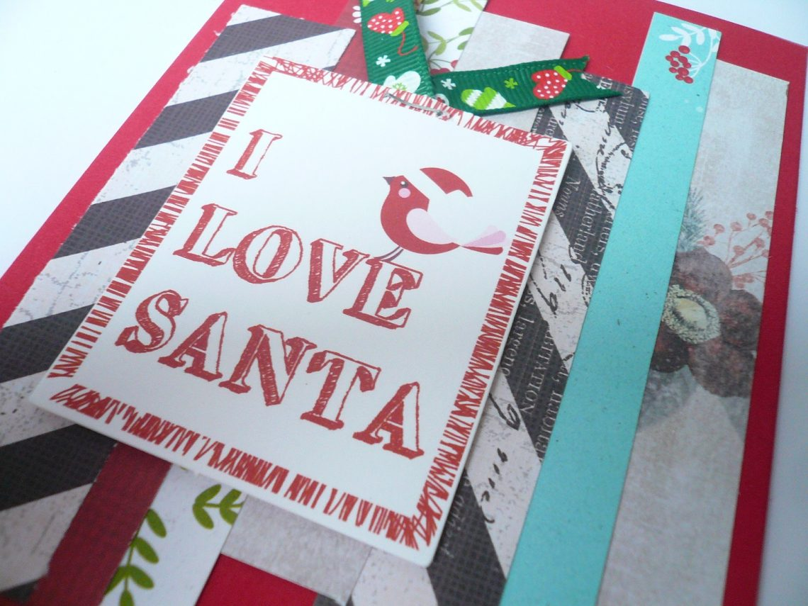 Crea il tuo Kit con Angela & Giorgia – another project with December kit