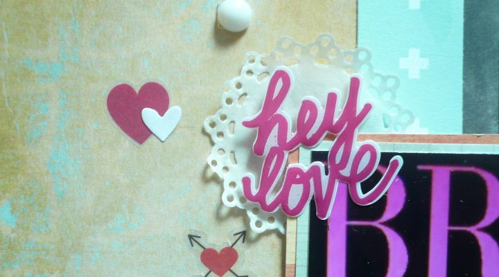 Crea il tuo Kit con Angela & Giorgia – another project with January kit