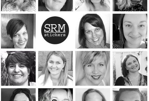Yay for me: SRM Stickers Design Team!