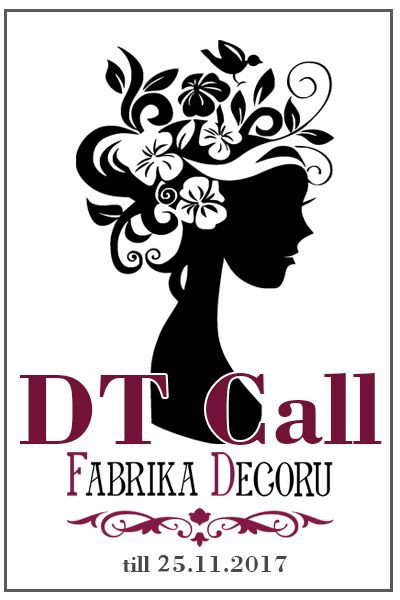 Fabrika Decoru DT call submission #fabrikadecoru_dtcall