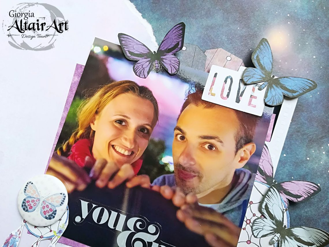 AltairArt – You & Me layout