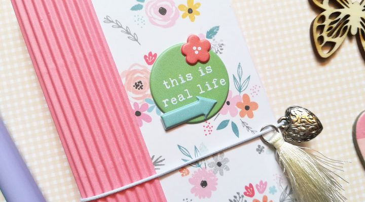Crea il tuo Kit con Angela & Giorgia – mini album with June kit