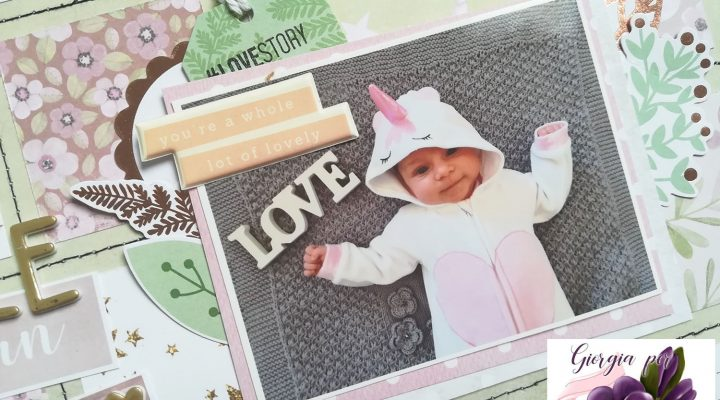 Romanticherie – Little Unicorn layout