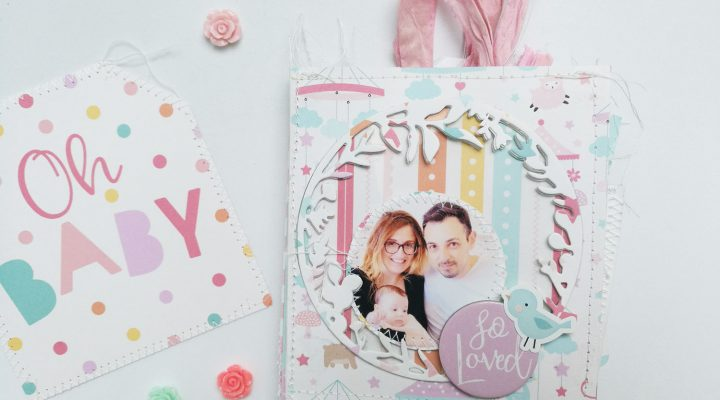 Scrap2Days 2019 – Enza Gudor mini album