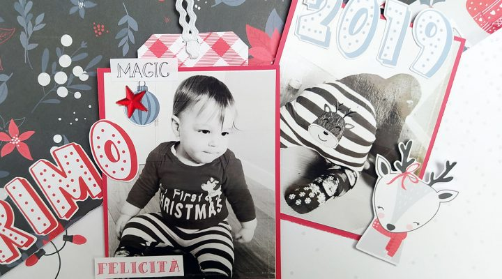 HEK Club – Primo Natale layout