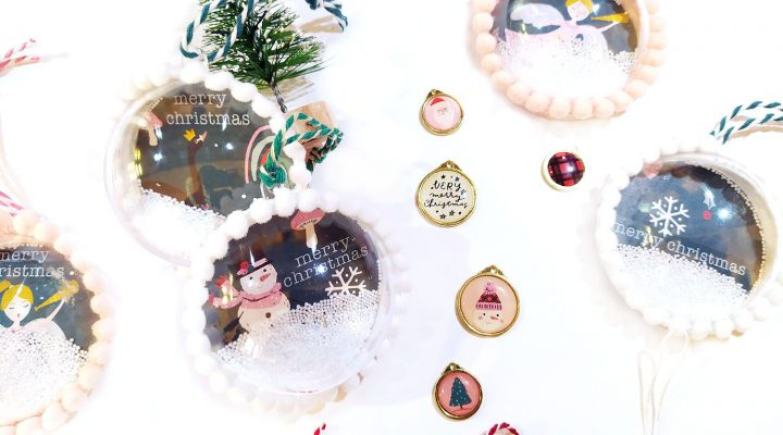 Clique International – Christmas ornaments and packaging