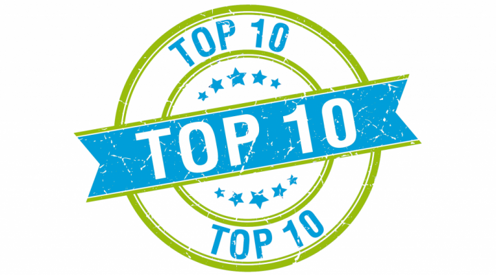 My 2020 TOP 10 PROJECTS – and a giveaway